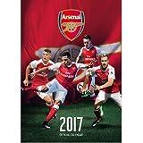 Arsenal(アーセナル) オフィシャル 2017 壁掛け カレンダー