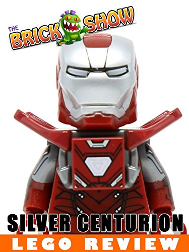 LEGO Marvel Superheroes Silver Centurion Review (Marvel Videos compare prices)