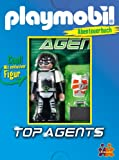PLAYMOBIL: Top-Agents. Abenteuerbuch