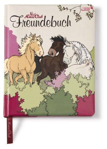Imagen principal de 33147 - NICI - Horse Club - Amigos libro caballo