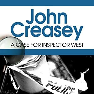 A Case for Inspector West Audiobook