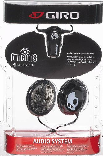 GIRO Kopfhörer Audio System, schwarz, 2022462