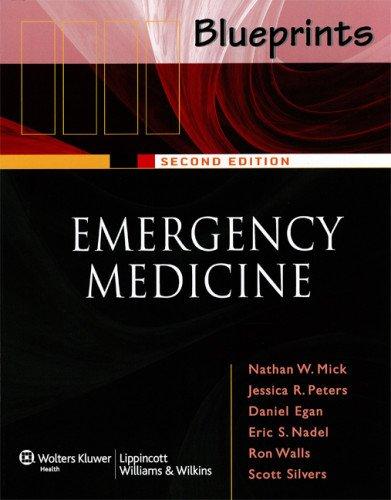 Blueprints Emergency Medicine (Blueprints Series)