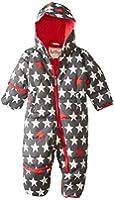 Hatley Baby Boys 0-24m Infant Polyester Bundler Bright Stars Snowsuit