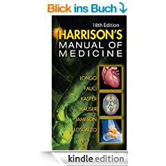 Harrisons Manual of Medicine, 18th Edition (Harrison's Manual of Medicine)