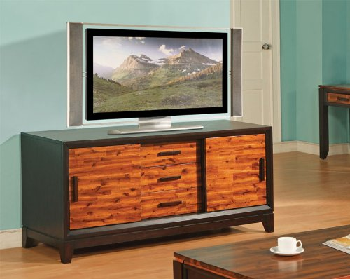 Cheap Steve Silver Company Steve Silver Abaco TV Stand in Espresso (AB600TV)