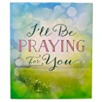I'll Be Praying for You Book