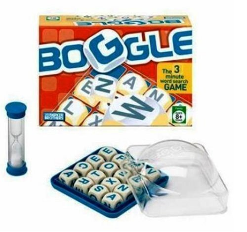 Boggle - Buy Boggle - Purchase Boggle (Hasbro, Toys & Games,Categories,Games,Board Games,Word Games)
