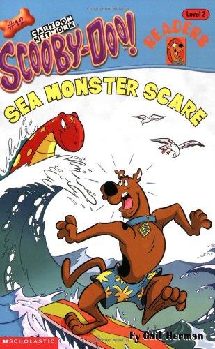 Sea Monster Scare (Scooby-doo Reader #12) (Scooby-Doo, Reader)