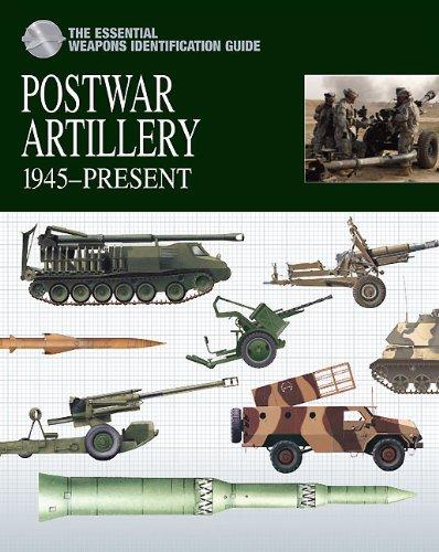 Postwar Artillery: 1945-Present (The Essential Weapons Identification Guide)