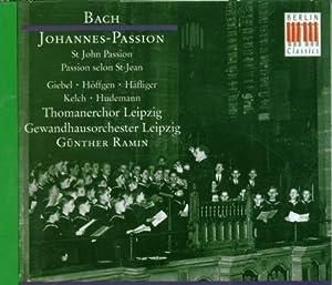 St John's Passion Bwv 245