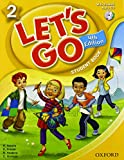 Let's Go: 2: Student Book With Audio CD Pack