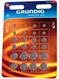 Grundig Knopfzellen-Batterie (24-er Pack)