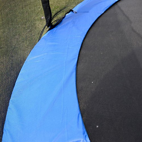 Safety-Pad-Spring-Round-Frame-Pad-Cover-Replacement-for-12FT-Trampoline-Blue