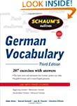 Schaum's Outline of German Vocabulary...