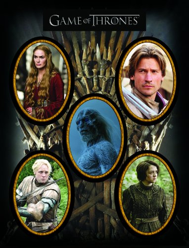 Game of Thrones Character Magnet Set 2 By Dark Horse Comics - 1
