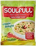 #5: Soulfull Oat Millet Meal, Veggie Delight, 35g
