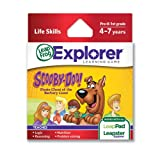 LeapFrog Explorer Game: Scooby-Doo! Pirate Ghost of the Barbary Coast (for LeapPad and Leapster)