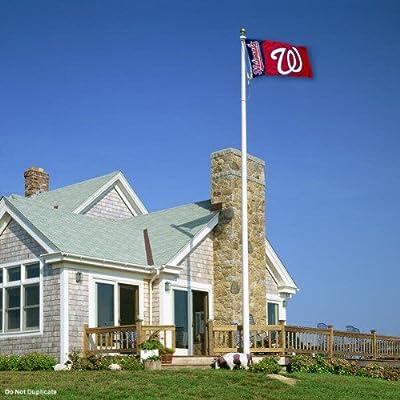 Washington Nationals Flag 3x5 MLB Banner