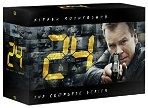 24: The Complete Series $109.99