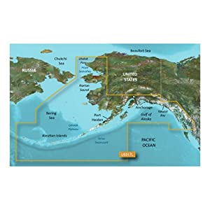 Garmin VUS517L - Alaska South - SD Card by Garmin