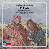 Panufnik: Symphonic Works Vol.2 (Sinfonia Rustica/ Sinfonia Concertante/ Polonia/ Lullaby)