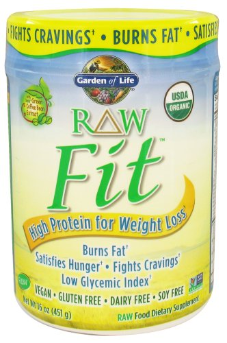 Garden of Life - Raw Fit High Protein for Weight Loss