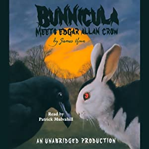 Bunnicula Meets Edgar Allan Crow Audiobook