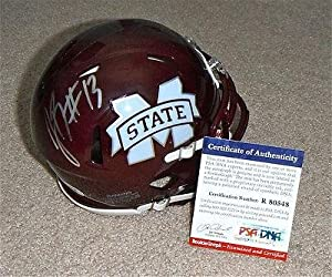 Johnthan Banks Signed Mississippi State Mini Helmet RookieGraph R80548 - PSA DNA... by Sports+Memorabilia