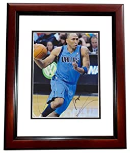 Shawn Marion Autographed Hand Signed Dallas Mavericks 8x10 Photo MAHOGANY CUSTOM... by Real Deal Memorabilia