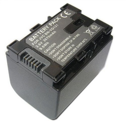 Battery Pack For Jvc Everio Gz-Hm30Bu, Gz-Hm300Bu, Gz-Hm320Bu, Gz-Hm340Bu, Gz-Hm440Au, Gz-Hm440Bu, Gz-Hm440Ru, Gz-Hm450Au, Gz-Hm450Bu, Gz-Hm450Ru, Gz-Hm550Bu, Gz-Hm650Bu, Gz-Hm670Bu, Gz-Hm690Bu, Gz-Hm860Bu, Gz-Hm960Bu Hd Flash Memory Camcorder