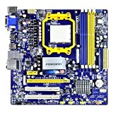 Foxconn MB-A88GMV Socket AM3/ AMD 880G/ DDR3/ A&V&GbE/ MATX Motherboard