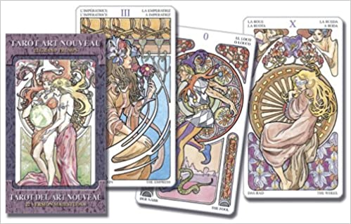 Tarot Art Nouveau. Edición Grand Trumps