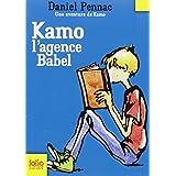 Une aventure de Kamo, 3�:�Kamo. L'agence Babelpar Daniel Pennac