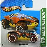 Hot Wheels HW Imagination 67/250 Swamp Buggy On Short Card