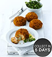 Melting Middle Lochmuir™ Salmon Fishcakes with Watercress sauce