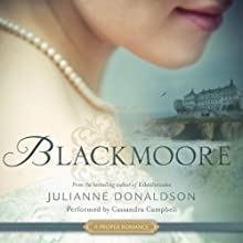 Blackmoore Audiobook by Julianne Donaldson Narrated by Cassandra Campbell