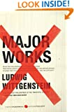 Major Works: Selected Philosophical Writings
