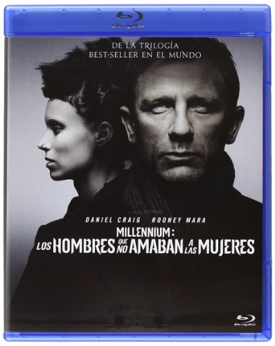 Millennium: Los Hombres Que No Amaban A Las Mujeres [Blu-ray]