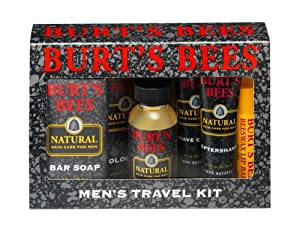 Burt's Bees Men's Travel Kit