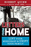 img - for Letters from Home: Lift Your Missionary and Unify Your Family book / textbook / text book