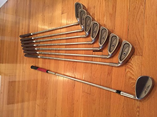 Ping Eye 2 Golf Set Irons 3-PW Black Dot Eye2 Superb Condition (Ping Golf Clubs Irons compare prices)