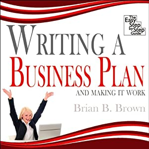 Writing a Business Plan Audiobook