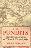 img - for The Pundits: British Exploration of Tibet and Central Asia book / textbook / text book