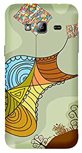 WOW Printed Designer Mobile Case Back Cover For Samsung Galaxy J3