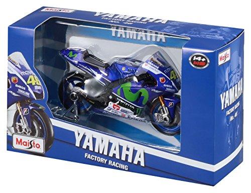 Maisto 090159-345893 - Moto Yamaha Scala 1:18