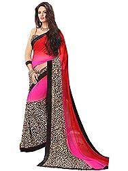 Giriraj Fashion Women's Printed Saree