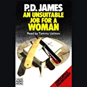 An Unsuitable Job for a Woman | [P.D. James]