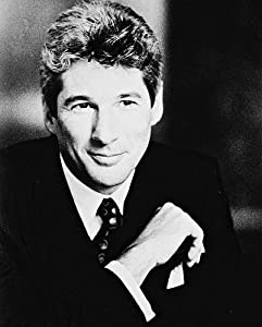 Amazon.com: RICHARD GERE 16X20 B&W PHOTO: Prints: Photographs