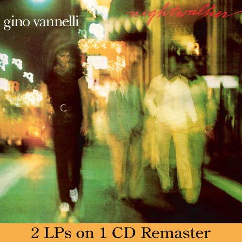 Gino Vannelli - Nightwalker/Black Cars ( 2 LP